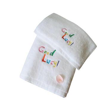 明瑟mingse精梳棉毛浴巾套装3色选
