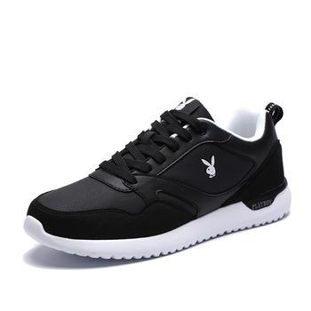 花花公子男鞋新款冬季休闲运动鞋