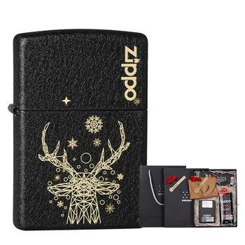 之宝(zippo)一鹿?#24515;?礼品