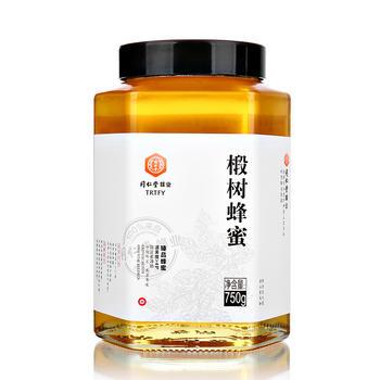 北京同仁堂臻品椴树蜂蜜750g/瓶