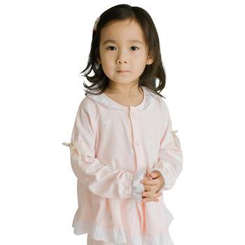 猪猪的故事儿童春季长袖内衣套装