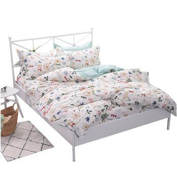 纯棉全棉四件套床上用品被套