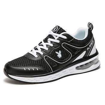 花花公子男鞋运动鞋网鞋跑步鞋