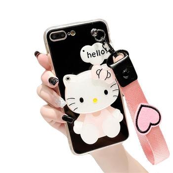 苹果系列KT镜面手机壳iPhone6s78plus