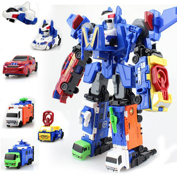 奥智嘉大型汽车人变形机器人