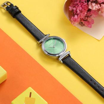 聚利时韩版潮流太阳纹女学生手表