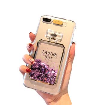 极步 iPhone流沙手机壳苹果软套女