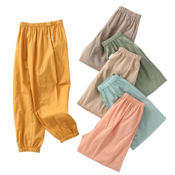 龙之涵儿童灯笼防蚊裤婴幼儿裤子