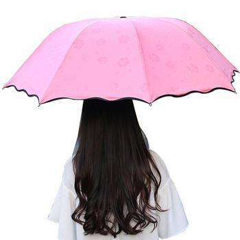 【遇水开花】晴雨两用伞