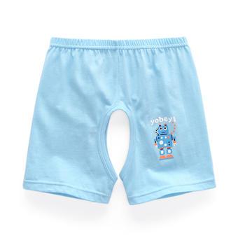 优贝宜 儿童夏季开档短裤 65201-2