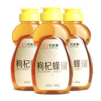 杞里香 枸杞蜂蜜400g 农家自产