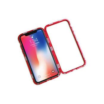REMAX  iPhoneX万磁王玻璃手机保护壳