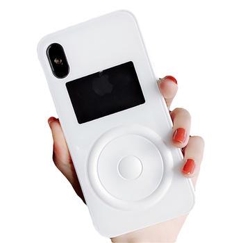 极步苹果iphone手机壳仿ipod播放器