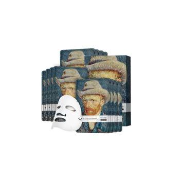 阿芙大西洋雪松男士净爽精油面膜梵高限量版