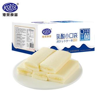 港荣 乳酸小口袋蛋糕580g