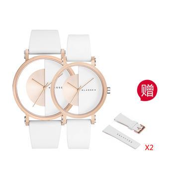 KLASSE14不完美系列时尚情侣手表