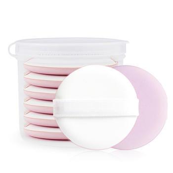 牙小白6个装气垫粉扑牙小白气垫通用粉扑干湿两用定