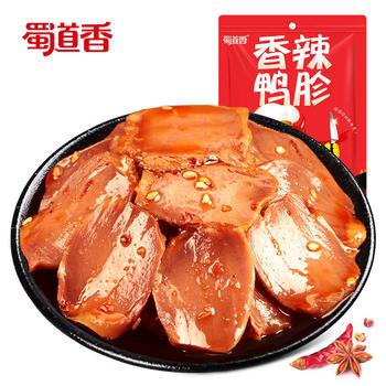 蜀道香香辣鸭胗120g