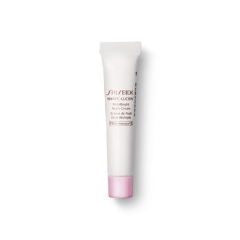 资生堂(Shiseido)新透白美肌夜间祛斑修护凝霜 5ml
