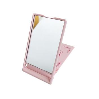 kai贝印可折叠化妆镜双面镜