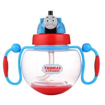 托马斯不倒翁吸管杯260ml