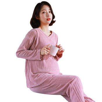 天喜月子服孕妇睡衣哺乳家居服