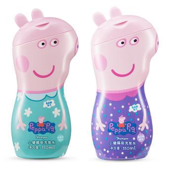 小猪佩奇儿童洗发水二合一