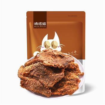 嘀嗒猫 牛肉干(五香味)100g