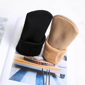 芳熹冬季居家保暖加绒加厚袜4双