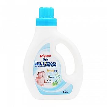 贝亲—婴儿多效洗衣液(阳光香型)1.2L