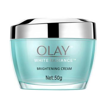 玉兰油Olay水感透白亮肤面霜 50g    提亮肌肤