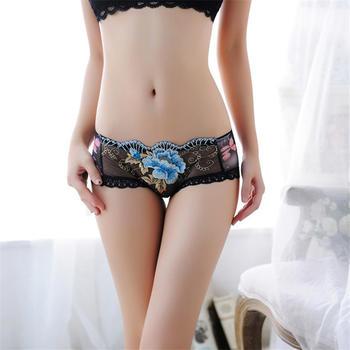 啵啵纯性感内裤情趣 女士内裤