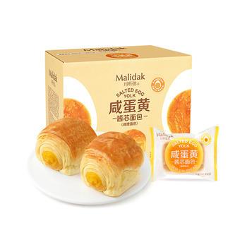 玛呖德咸蛋黄酱芯面包450g/箱