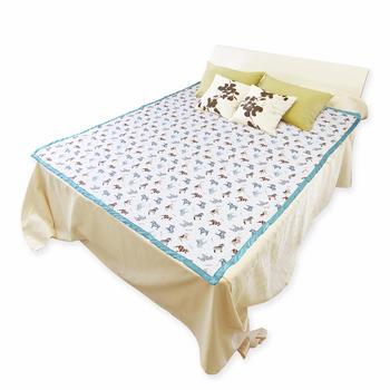 意嬰堡五層大碼嬰兒隔尿墊床墊