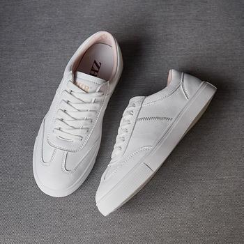 ZHR019春季新款韩版基础百搭小白鞋