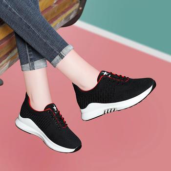 冬季新款韩版运动鞋百搭跑步鞋