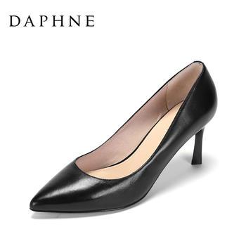 Daphne/达芙妮尖头细跟单鞋1017101010