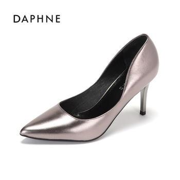 Daphne/达芙妮尖头高跟女鞋1017101012