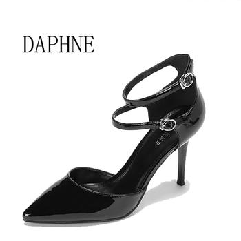 Daphne/达芙妮细跟单鞋1017102013