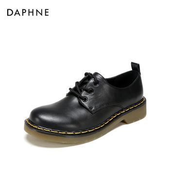 Daphne/达芙妮方跟女鞋1017101072