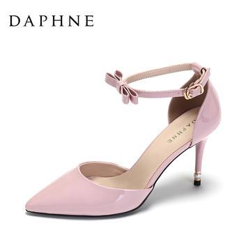 Daphne/达芙妮单鞋高跟女鞋1017102008