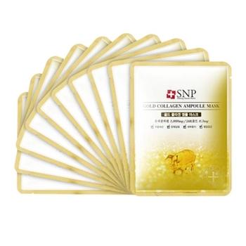 SNP黄金胶原蛋白精华面膜