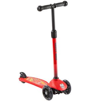 HD小龙哈彼儿童滑板车3轮溜溜车