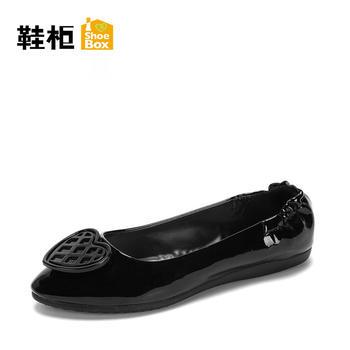 达芙妮旗下鞋柜单鞋1117101218