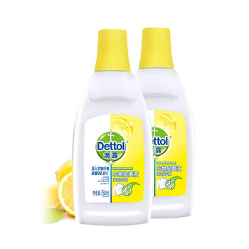 滴露衣物除 菌液柠檬750ml*2送赠品