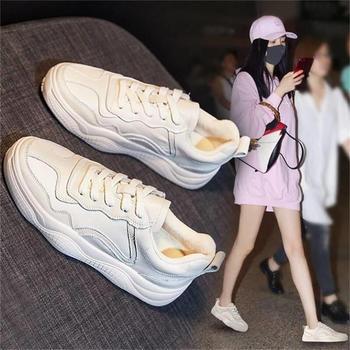 CONGC 新款时尚网红休闲低邦运动鞋韩版百搭老爹鞋