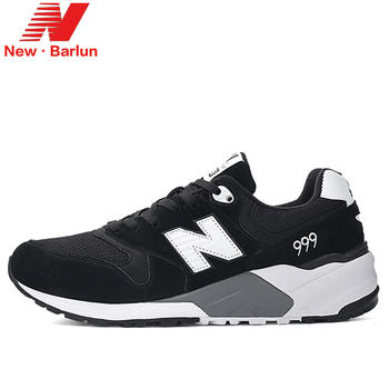 New Barlun纽巴伦男女运动鞋N字鞋休闲跑步旅游鞋