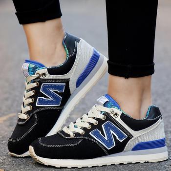 New Barlun纽巴伦春季运动男女跑步鞋休闲运动鞋旅游鞋
