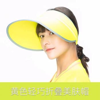 张钧甯同款 台湾后益hoii轻巧折叠美肤帽