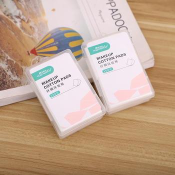 拉美拉 160片装多效化妆棉卸妆棉片一次性纯棉洗脸巾